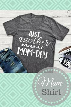 Just another manic Mom Day Dxf Png Svg Design Silhouette Cut Files for Cricut Vector Art Commercial & Personal Use