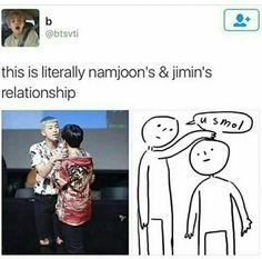 Namjoon and Jimin | xD