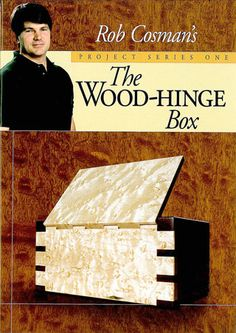 Occasionally, we receive DVDs in the Popular Woodworking mailbox. I enjoy watching the titles hoping to find that special jig or trick that I haven't seen… Popular Woodworking, Woodworking Ideas, Wooden Hinges, Woodworking Magazine, Mailbox, Houndstooth, Diy Projects, Reading, Crafts