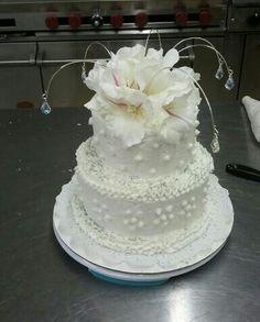 60th wedding anniversary cake Party ideas Pinterest Wedding
