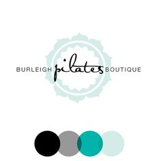 """color scheme, font.   I like """"boutique"""" added to name"""