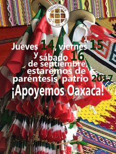 """¡Apoyemos a Oaxaca! En el restaurante """"Ah que nanishe!"""" ( 5 de mayo 267, Centro de la ciudad de Colima) la querida familia López Rasgado tiene un centro de acopio y todos los alimentos, ropa, artículos de aseo e higiene personal, también comida para perros y gatos que se reúna lo llevarán ellos mismos a Juchitán, Oaxaca. Colaboremos llevando de martes a domingo desde las 9 am y hasta las 23:30 todo lo que podamos y nos quedamos a comer o cenar muy sabroso. ¡Ahí nos vemos mañana a las 2 pm!"""