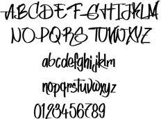 Indy Women font
