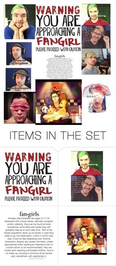 """""""Mark and Jack (YouTube Gamers)"""" by raynebowmaster ❤ liked on Polyvore featuring art"""