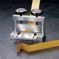 Tools for Miniature Makers - Metal Bending Brake