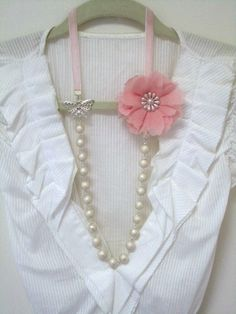 I have to make this upcycled repurposed necklace