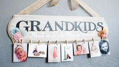 My Simple Obsession: Family Spotlight Photo Display Tutorial