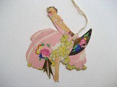 Flapper Pink Dress  Bridge Tally