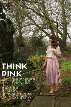 The perfect, pink skirt for spring!  #lifestyle #lifestyleblogger #blogger #bog #blogging #britishblogger #fashion #style #asos #springstyle #pink #skirt