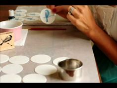 How to use a Rubber Stamp on Fondant
