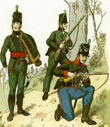 Uniforms of the armies of the napoleonic wars
