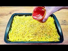 Rade cartofi! Pregătește o cină incredibil de delicioasă! rețete sănătoase - YouTube Potato Recipes, Vegetable Recipes, Turkish Recipes, Ethnic Recipes, Potato Rice, Fried Rice, Light Recipes, Zucchini, Food And Drink