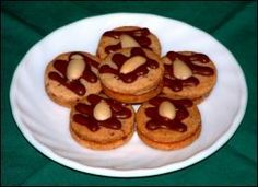 Brabantské dortíčky - Brabants tarts