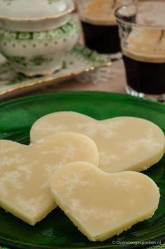Roomborstplaat - Traditioneel Hollands snoepgoed voor tijdens Sinterklaas.