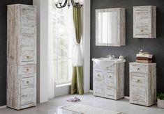 Prowansja 40 x Wall Mounted Cabinet Bathroom Storage Units, Bathroom Drawers, Bathroom Wall, Classic Bathroom Furniture, Bathroom Interior, Wooden Bathroom Cabinets, Wall Cabinets, Cabinet Shelving, Storage Cabinets