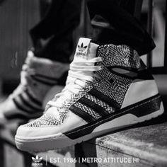on sale b7986 43c5b reptile adidas originals metro atttitude adidas Metro Attitude Hi Reptile
