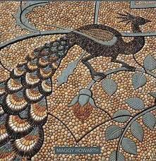 pebble mosaic by Maggy Howarth