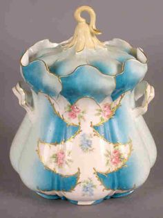 R.S. Prussia Style Porcelain