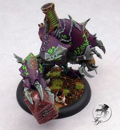My Warmachine Cryx - Galleries - Figurepainters.com Custom Painted Minitures. Warmachine, Hordes, 40k, Malifaux and any other miniture you can think of!