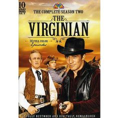 The Virginian TV Series | The Virginian: The Complete Second Season