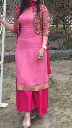 Taj Preet Sidhu's media statistics and analytics Punjabi Suits Party Wear, Party Wear Indian Dresses, Designer Party Wear Dresses, Dress Indian Style, Indian Fashion Dresses, Punjabi Salwar Suits, Punjabi Dress, New Punjabi Suit, Bridal Anarkali Suits