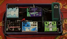 Greyum May Pigtronix Bass Guitar Demo - Effects Bay Guitar Multi Effects, Guitar Effects Pedals, Bass Pedals, Guitar Pedals, Guitar Shop, Pedalboard, Nintendo Consoles, Learning, Rigs