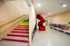 Galería de Jardín infantil de tiempo compartido Šmartno / Arhitektura Jure Kotnik - 31
