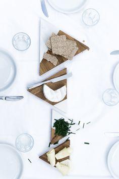 DIY Wooden Cheese Platters Tutorial