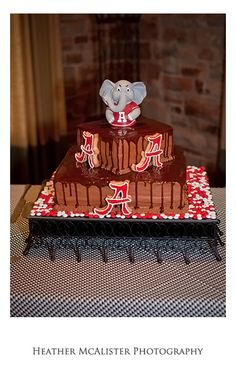 Great idea for a Grooms cake