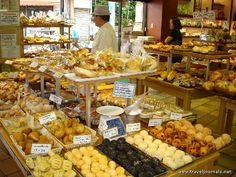 Japanese bakery