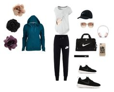 """""""Bez naslova #117"""" by mei-terumi ❤ liked on Polyvore featuring NIKE, Accessorize, Tom Ford, Beats by Dr. Dre and Casetify"""