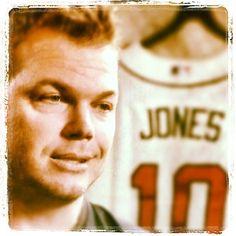 #10 Chipper Jones
