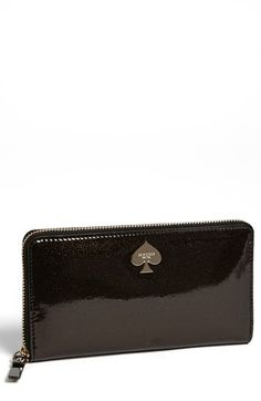 kate spade new york 'glitter bug - lacey' wallet | Nordstrom