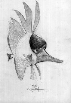 : Finding Nemo : Character Design, Carter Goodrich