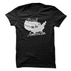 Proud to be American - #button up shirt #red sweater. CHEAP PRICE => https://www.sunfrog.com/Automotive/Proud-to-be-American-63296868-Guys.html?68278