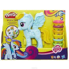 Купить Play-Doh Игровой набор Style Salon в интернет-магазине OZON.ru