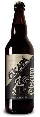Cucapá Obscura  País: México  Empresa: Cerveza Cucapá  Tipo de elaboración…