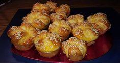 Fererro Rocher, Pretzel Bites, Nutella, Muffin, Bread, Breakfast, Food, Morning Coffee, Brot