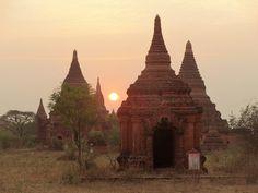 Old Bagan Birma - Celina Lisek Bagan, Big Ben, Building, Travel, Inspiration, Biblical Inspiration, Viajes, Buildings, Destinations