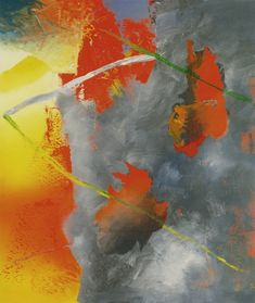 Gerhard Richter » Art » Paintings » Abstracts » Etna » 478-1
