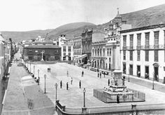 Street View, Plaza, Posters, Santa Cruz, Santos, Old Pictures, Past Tense, Poster