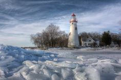 Marblehead Lighthouse by Michael Shake on 500px
