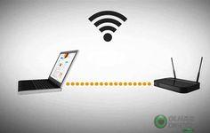 Aprenda em três passos como ter acesso à internet sem fio