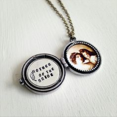 Wedding Jewelry for Mom - mother of the bride photo locket (by white truffle studio)