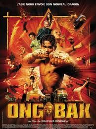 Ong bak - brilliant Thai martial arts movie starring the awesome Tony Jaa!!!