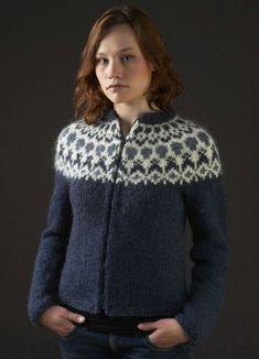 Alafoss lopi islandsk trøje 9604