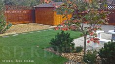 Spiegel Ákos Design - www. Outdoor Gardens, Archive, Sidewalk, Design, Side Walkway, Walkway, Walkways, Pavement