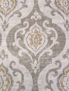 Covington Suri Homespun Blend Drapery Upholstery  Fabric color Raffia #Covington