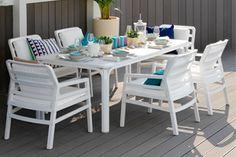 Outdoor Furniture Ideas. com . au $2099  Nardi Aria 7 Piece Dining Setting