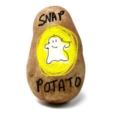 Snap Potato, one meal and it's gone.